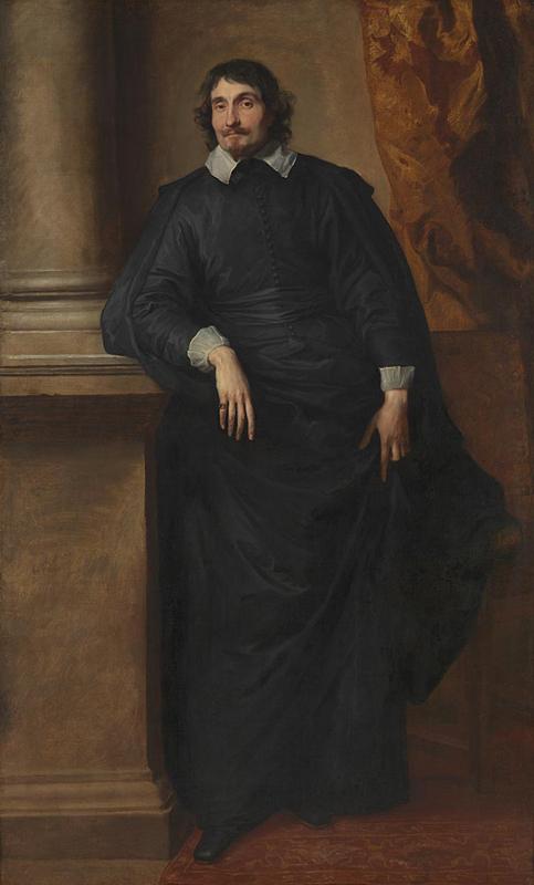 Portrait of the Abbé Scaglia